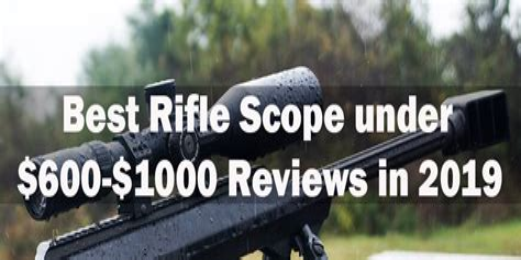 Best Tactical Rifles Under 600