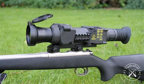 Best Thermal Rifle Scope For Hunting
