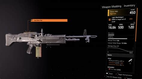 Best Type Of Rifle Divison 2