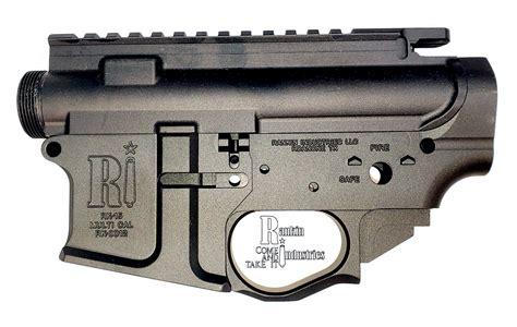 Best Upper Lower Receiver Set Duty Rifle