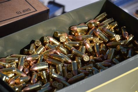 Best Way To Store 9mm Ammo