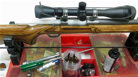 Best Way To Clean A Rifle Barrel