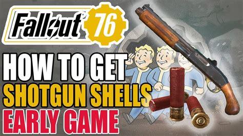 Best Way To Get Shotgun Shell Fallout 76
