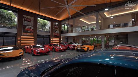 Best car garage design Image