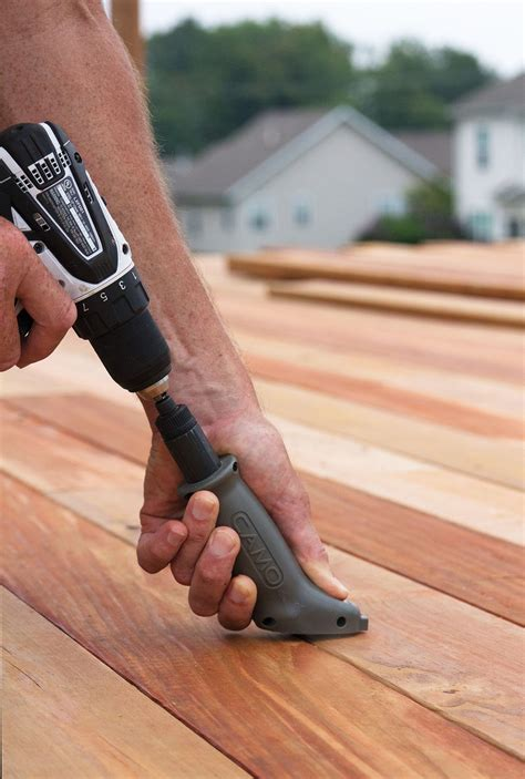 Best deck screws for pressure treated wood Image