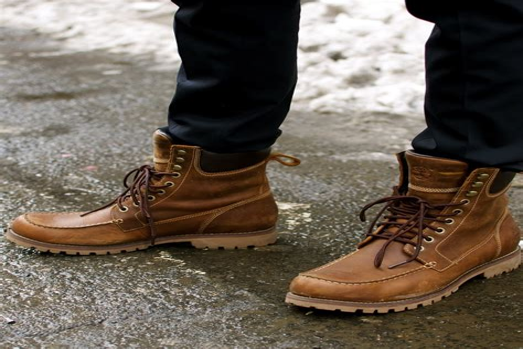 Best dress winter boots for men Image