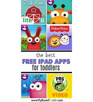 Best Free Apps For 2 Year Olds