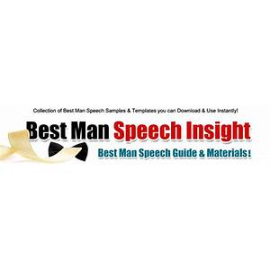 Guide to best man speech insight premium instant best man speeches