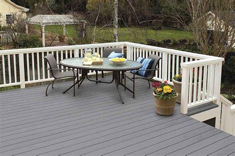 Best paint for wood deck Image