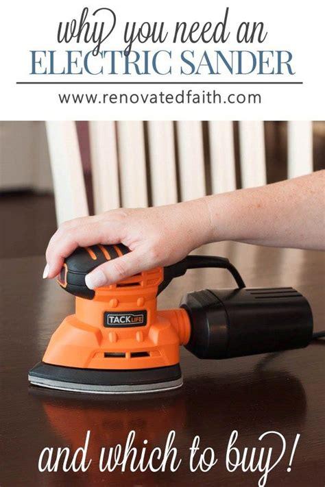 Best sander for diy furniture Image