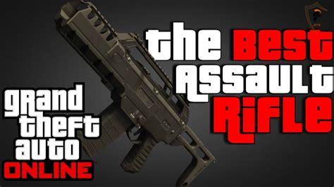 Besty Assault Rifle Gtao