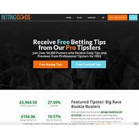 Betting gods a network of profitable sports tipsters specials
