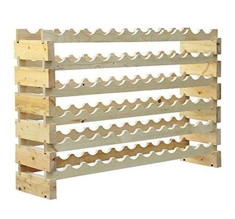Betz 72 Bottle Floor Wine Rack