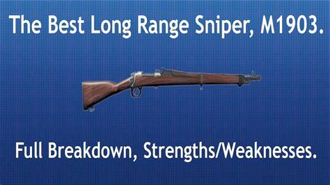 Bf1 Best Sniper Rifle For Long Range