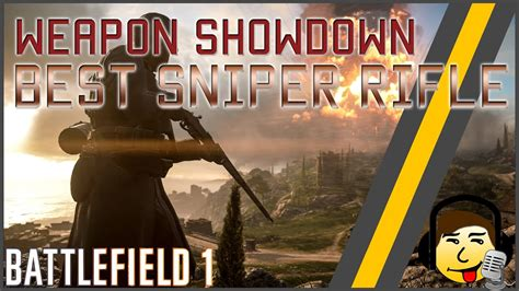 Bf1 How To Get Sniper Rifle
