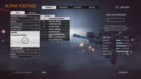 Bf4 Assault Rifles List