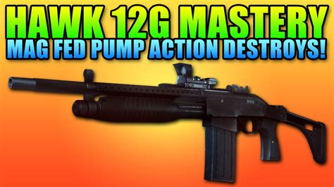 Bf4 Best Pump Shotgun