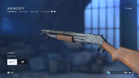 Bf5 Best Shotgun