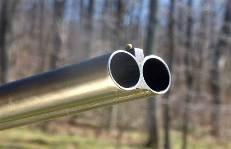 Bfv Double Barrel Shotgun