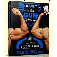 Biceps workout: 2 tickets to the gun show promotional codes