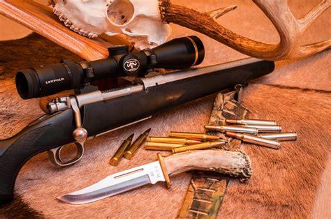 Big Game Rifle Hunting