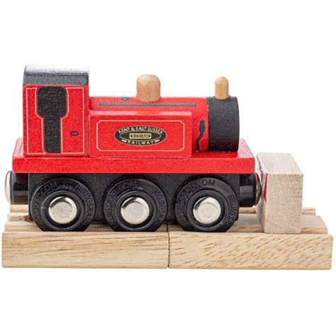 Big jigs wooden train set Image