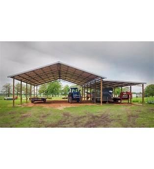 Big Pole Barn Plans