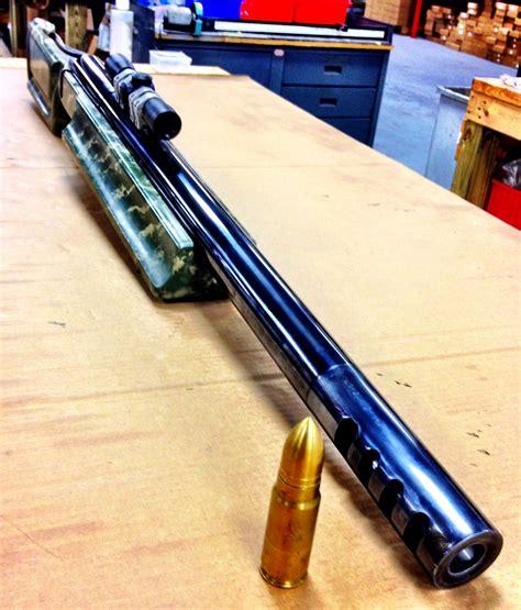 Bigest Caliber Rifle