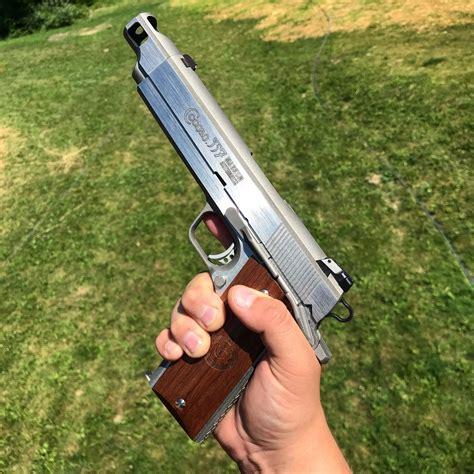 Bigger Caliber Handgun