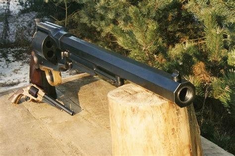 Biggest Caliber Handgun In The World