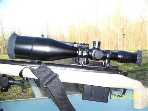 Rifle-Scopes Biggest Rifle Scope.