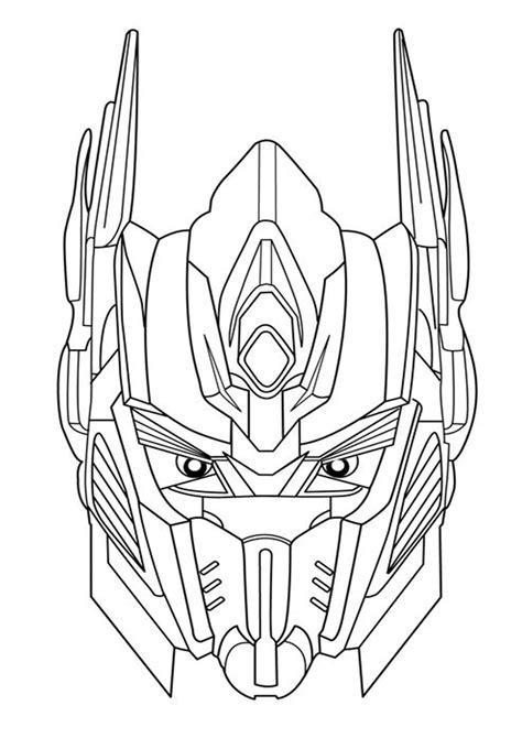 Bilder Zum Ausmalen Transformers