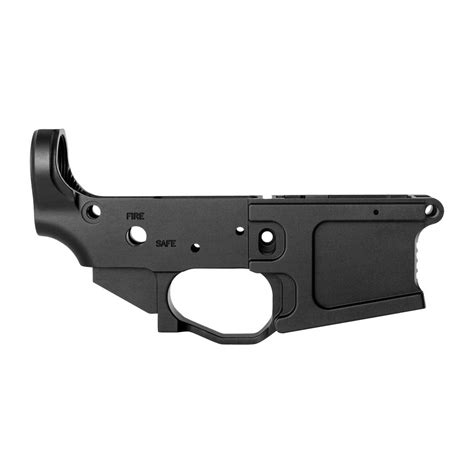 Billet Lower Receiver Clearance