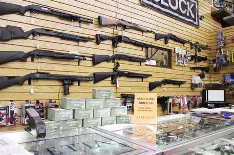 Gun-Store Bilsons Gun Store.
