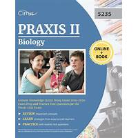 Biology praxis ii study guide that works