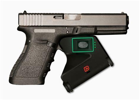 Biometric Trigger Locks For Handguns