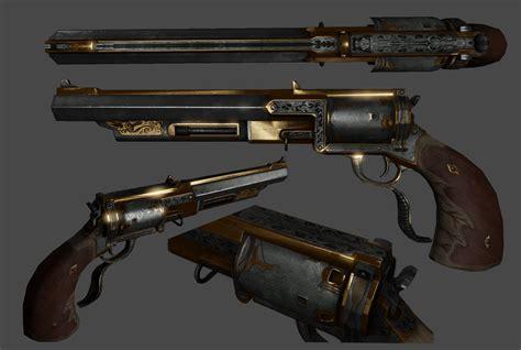Bioshock Infinite Gunsmith