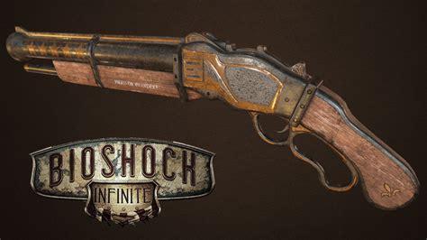 Bioshock Infinite Shotgun