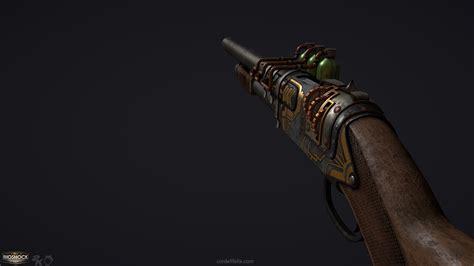 Bioshock Shotgun Location