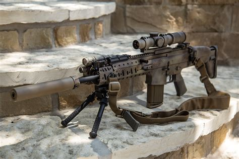 Bipod For A Scar 17