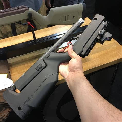 Bipod For Magpul Backpacker