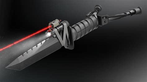 Bipod Knife Dlc