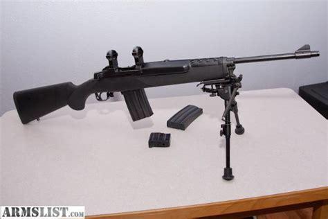 Bipod Ruger Mini 14