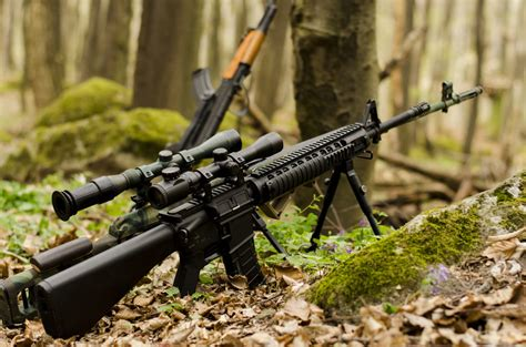 Bipode For Ar Rifles And Caldwell Clutch Sitting Bipod