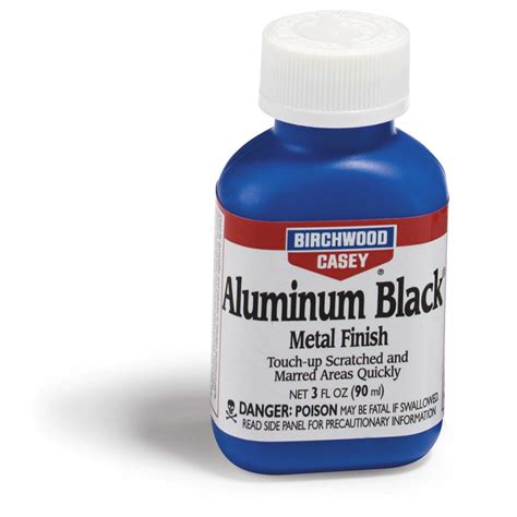Birchwood Casey Aluminum Black