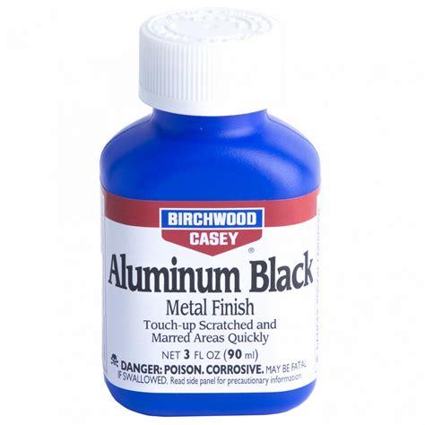 BIRCHWOOD CASEY ALUMINUM BLACK Brownells