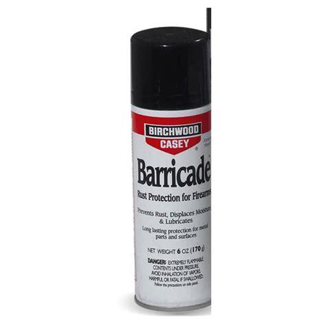 Birchwood Casey Barricade Rust Protection For Firearms