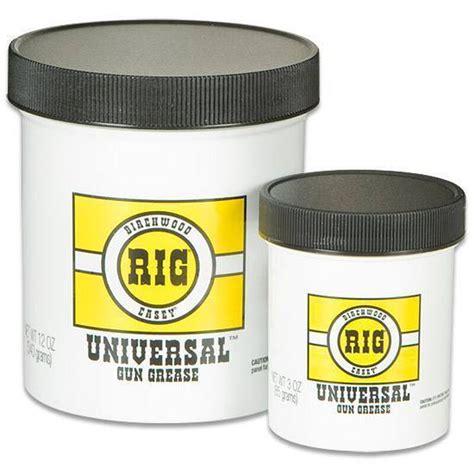 Birchwood Casey Rig Universal Gun Grease Rig Universal Grease 3 Oz