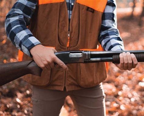 Bird Hunting Pump Shotgun