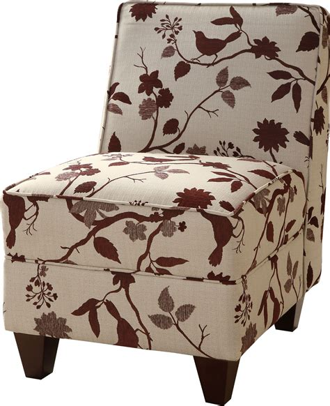 Bird pattern chair Image